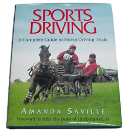 Carriage Driving Books
