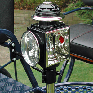 Carriage Lamps & Brackets