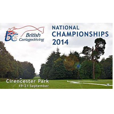 2014 National CarriageDriving Championships
