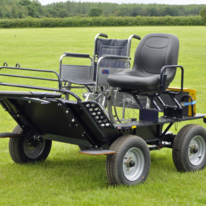 Fun Bug RS wheel chair / semi ambulant
