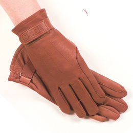 SSG - Deerskin Carriage Driving Gloves