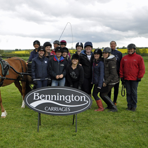 May 2016 - Brackenhurst Equestrain Centre Students