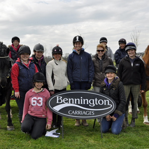 April 2013 - Brackenhurst Equine Centre Students