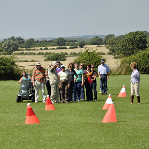 Cones Masterclass with Barry Hunter