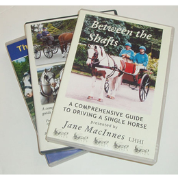 Carriage Driving DVD's