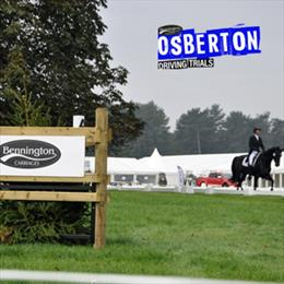 Bennington Carriages - Osberton Driving Trials 2019