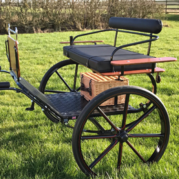 Bennington Mini 2 Wheeler Carriage