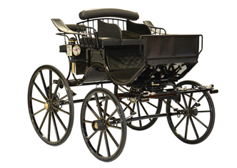 Bennington Carriages - Range of Carriages